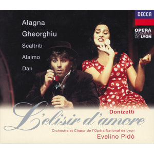 Roberto Alagna,Orchestre de l'Opera National de Lyon,Angela Gheorghiu,Choeur de l'Opera National de Lyon,Evelino Pidò 歌手頭像