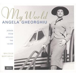 Angela Gheorghiu,Malcolm Martineau 歌手頭像