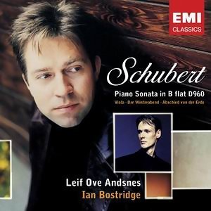 Leif Ove Andsnes/Ian Bostridge アーティスト写真