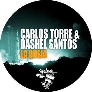 Carlos Torre, Dashel Santos 歌手頭像