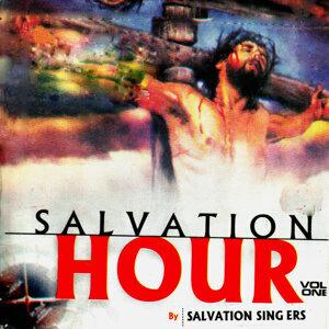 Salvation Singers アーティスト写真