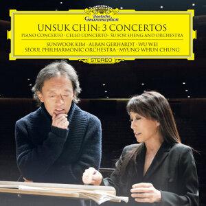 Wei Wu,Alban Gerhardt,Myung Whun Chung,Sunwook Kim,Seoul Philharmonic Orchestra 歌手頭像