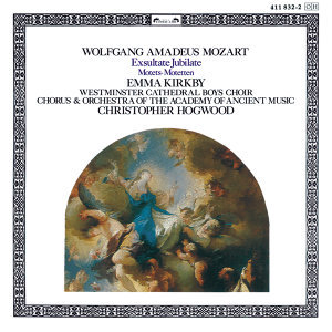 The Academy Of Ancient Music Chorus,Choir Of Westminster Cathedral,Emma Kirkby,The Academy of Ancient Music,Christopher Hogwood 歌手頭像