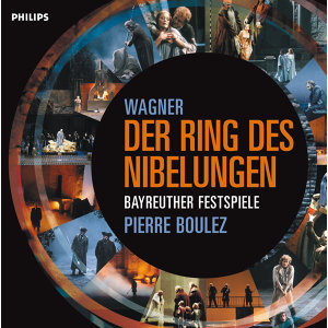 Orchester der Bayreuther Festspiele,Pierre Boulez アーティスト写真