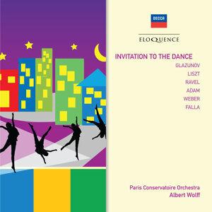 Paris Conservatoire Orchestra,Albert Wolff 歌手頭像