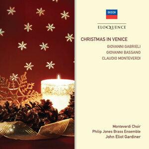 The Monteverdi Choir,The Philip Jones Brass Ensemble,John Eliot Gardiner アーティスト写真