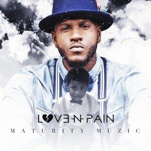 Love-n-Pain アーティスト写真