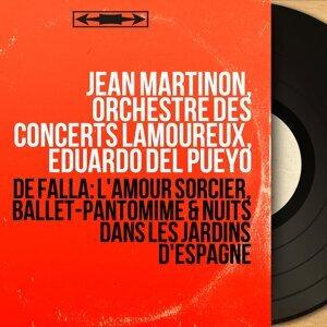 Jean Martinon, Orchestre des Concerts Lamoureux, Eduardo del Pueyo アーティスト写真