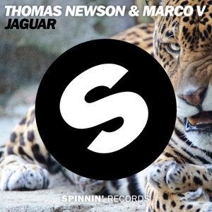 Thomas Newson & Marco V アーティスト写真