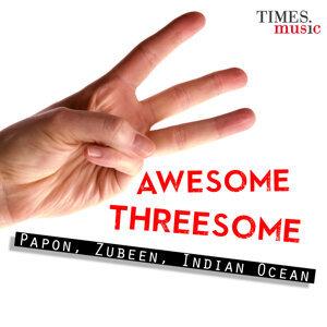 Papon, Zubeen, Indian Ocean 歌手頭像