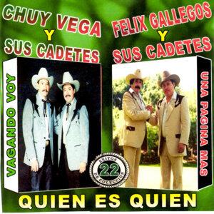 Chuy Vega y sus Cadetes アーティスト写真