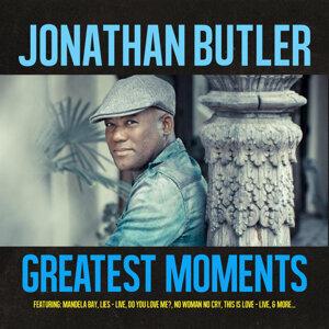 Jonathan butler (喬納珊巴特勒) 歌手頭像