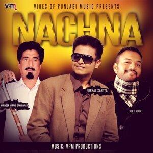 Gurbal Saroya, Narinder Narang Sahnewalia, J.P.Samra, Sun E. Singh 歌手頭像