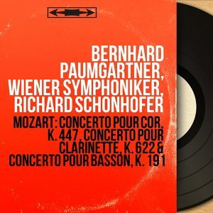 Bernhard Paumgartner, Wiener Symphoniker, Richard Schonhofer 歌手頭像