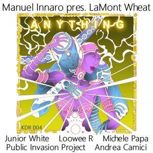 LaMont Wheat, Manuel Innaro アーティスト写真