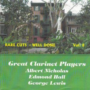 Albert Nicholas & Edmond Hall & George Lewis 歌手頭像