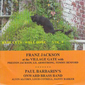 Franz Jackson & Paul Barbarin's Onward Brass Band 歌手頭像