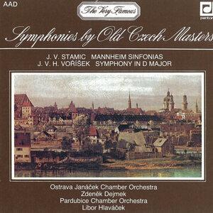 Ostrava Janáček Chamber Orchestra アーティスト写真