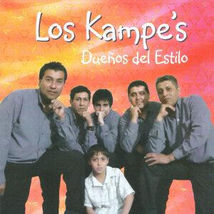 Los Kempe's アーティスト写真