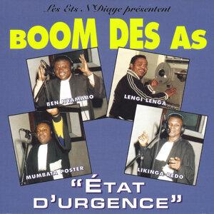 Boom des As 歌手頭像