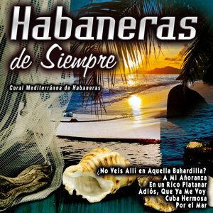 Coral Mediterranea de Habaneras アーティスト写真