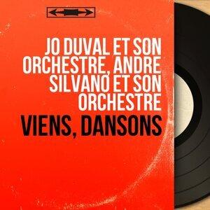 Jo Duval et son orchestre, André Silvano et son orchestre アーティスト写真