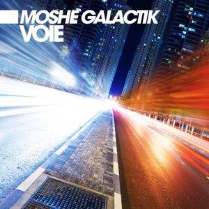 Moshe Galactik アーティスト写真