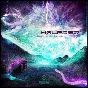 Halfred