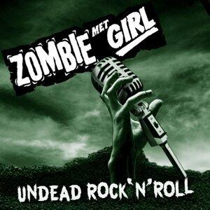 Zombie Met Girl