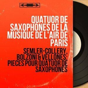 Quatuor de saxophones de la musique de l'air de Paris 歌手頭像