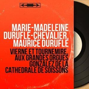 Marie-Madeleine Duruflé-Chevalier, Maurice Duruflé 歌手頭像