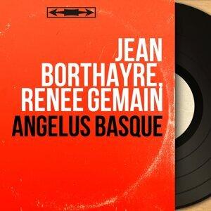 Jean Borthayre, Renée Gemain 歌手頭像