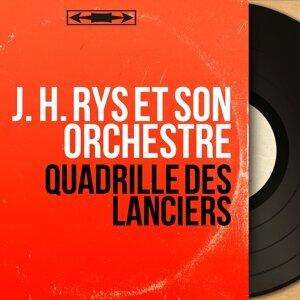 J. H. Rys et son orchestre アーティスト写真