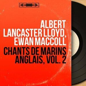 Albert Lancaster Lloyd, Ewan MacColl アーティスト写真