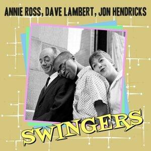 Dave Lambert, Jon Hendricks, Annie Ross
