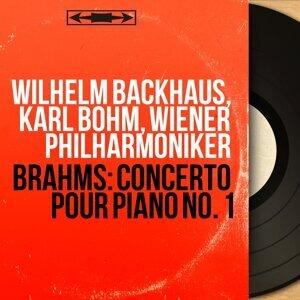 Wilhelm Backhaus, Karl Böhm, Wiener Philharmoniker アーティスト写真
