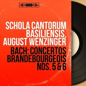 Schola Cantorum Basiliensis, August Wenzinger 歌手頭像
