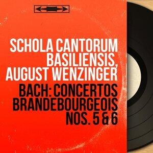 Schola Cantorum Basiliensis, August Wenzinger 歌手頭像