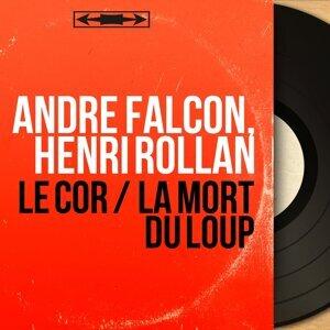 André Falcon, Henri Rollan 歌手頭像