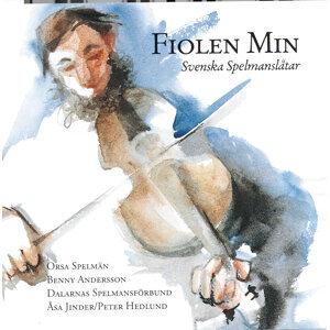 Åsa Jinder,Orsa Spelmän,Benny Andersson,Dalarnas Spelmansförbund,Peter Hedlund 歌手頭像
