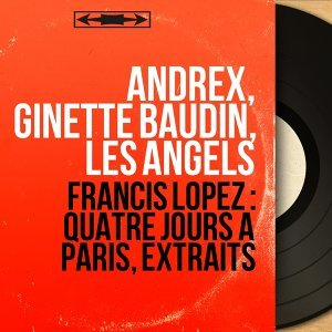 Andrex, Ginette Baudin, Les Angels 歌手頭像