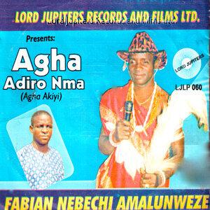 Fabian Nbechi Amalunweze 歌手頭像