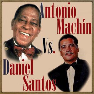 Daniel Santos & Antonio Machín アーティスト写真
