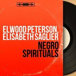 Elwood Peterson, Elisabeth Saglier アーティスト写真