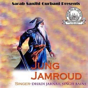 Dhadi Jarnail Singh Bains アーティスト写真