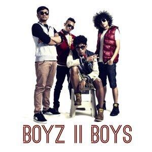 Boyz II Boys アーティスト写真