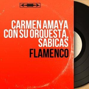 Carmen Amaya con Su Orquesta, Sabicas 歌手頭像