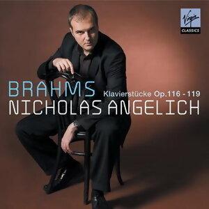 Nicolas Angelich 歌手頭像