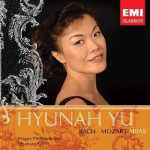 Hyunah Yu/Shuntaro Sato/City of Prague Philharmonic Orchestra 歌手頭像