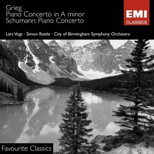 Lars Vogt/City of Birmingham Symphony Orchestra/Sir Simon Rattle アーティスト写真
